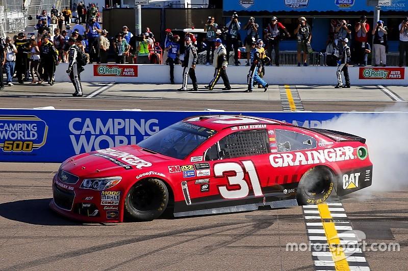 Die längsten sieglosen Serien in der NASCAR