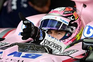La F1 prueba los guantes biométricos en Estados Unidos