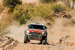Cross-Country Rally Resumen de la etapa Terranova se mantiene al frente