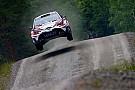 WRC Rally van Finland snijdt in legendarische proef Ouninpohja