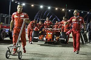 F1 Noticias de última hora El doble abandono de Ferrari fue un récord negativo