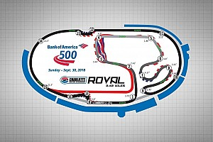 NASCAR Cup Breaking news Another course change could be coming for the Charlotte Roval