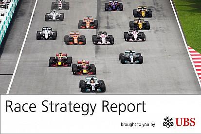 Formula 1 Report strategie: la Mercedes ha usato Bottas per frenare Vettel