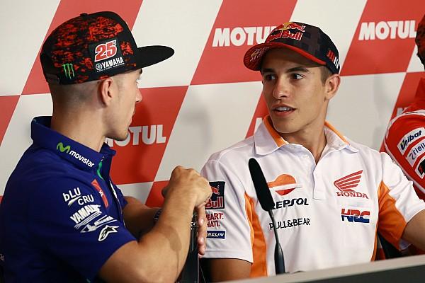 MotoGP BRÉKING Marquez: