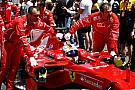 Vettel kicsit sajnálja, hogy nem kockáztattak a Ferrarival