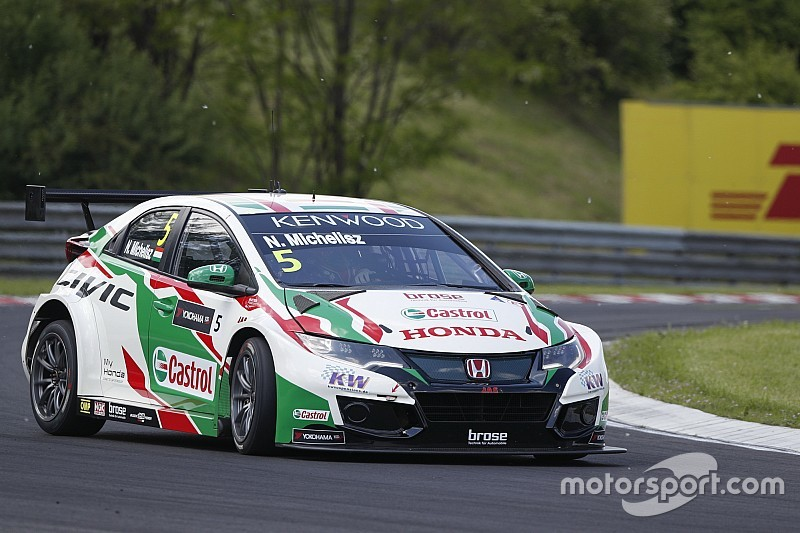 Norbert Michelisz consigue la pole del WTCC en el Nordschleife