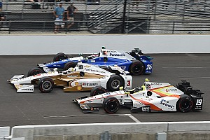 IndyCar Breaking news Rookie Jones believes he had the car to win Indy 500