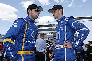 NASCAR Truck Special feature BKR Take on Trucks – Rookie teammates prepare for playoff run