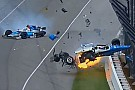 Video: terribile incidente tra Dixon e Howard alla Indy 500