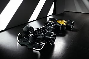 F1 Noticias de última hora Renault presenta su prototipo de F1 para 2027
