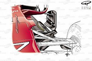 Formel 1 Analyse Top 5: Die besten technischen Lösungen der Formel 1 2017
