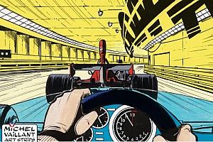 Auto Actualités Michel Vaillant fête ses 60 ans à Monaco