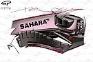 Force India a profité d'évolutions techniques à Bahreïn
