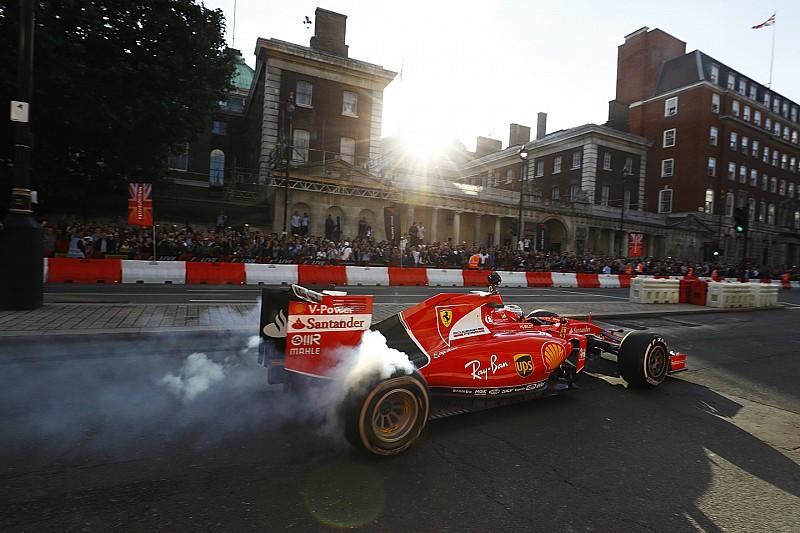 Формула 1 проведет уличное шоу в Милане накануне Гран При Италии