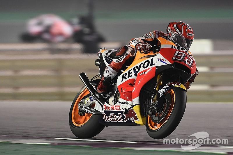 MotoGP: Marquez szerint a gumikon bukott el a katari győzelem!