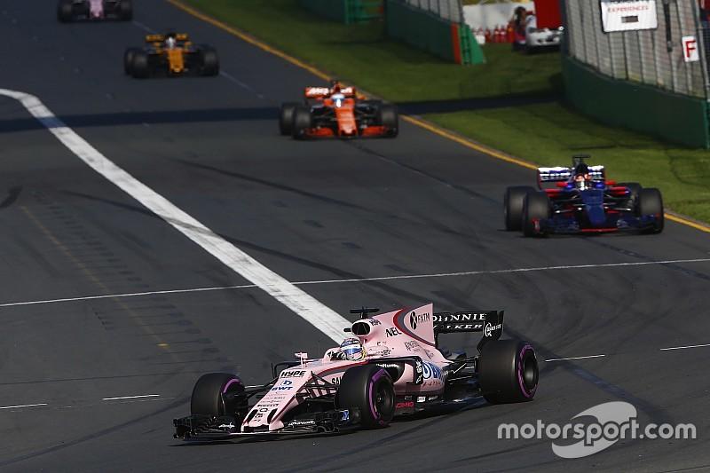 """Force India: La distancia entre los líderes y el resto """"será peor"""""""