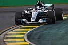 Bottas, decepcionado consigo mismo tras su primer sábado con Mercedes