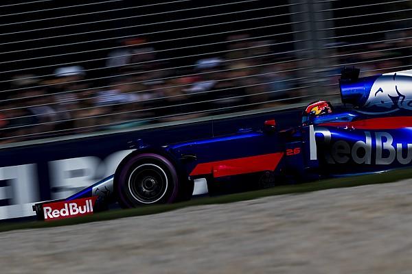 Формула 1 Квят назвал необязательным приказ Сайнсу пропустить его в Мельбурне