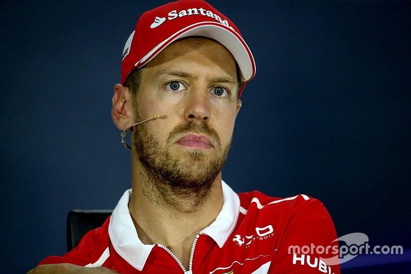 La FIA investigará en profundidad el choque de Vettel a Hamilton