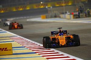 "F1 突发新闻 迈凯伦:2018赛季开局""绝对""比预想的更难"