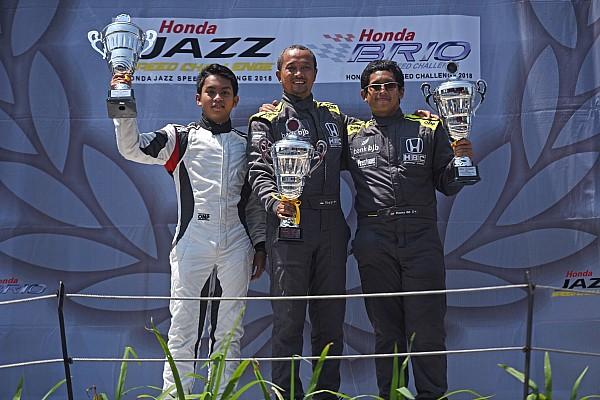 Other cars Breaking news ISSOM: Andika Rama rengkuh podium perdana di kategori Master