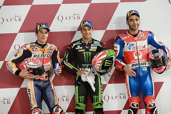 MotoGP Результати Стартова решітка Гран Прі Катару