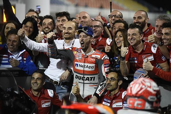 MotoGP Actualités Ducati dans l'obligation de renouveler Dovizioso