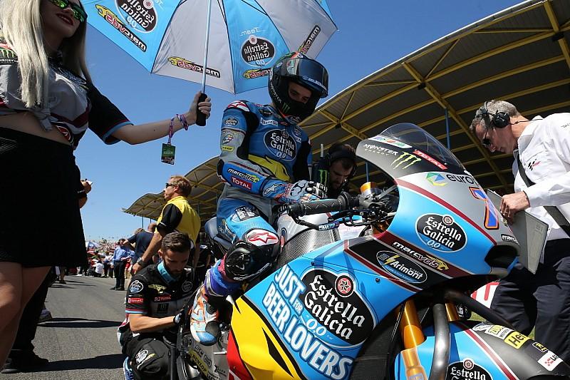 Alex Márquez seguirá en Moto2 para 2019