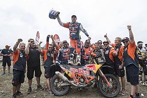 Dakar Artículo especial La ecuación perfecta: el primer austriaco que gana con KTM