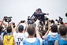 """Sainz: """"Después del intenso trabajo, era de justicia ganar esta carrera"""""""