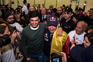 Dakar Noticias de última hora Carlos Sainz: