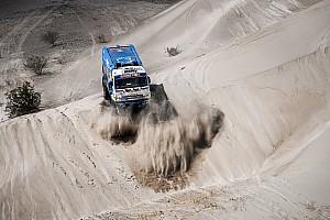 Dakar Resumen de la etapa VIDEO: La etapa 12 para camiones en el Dakar