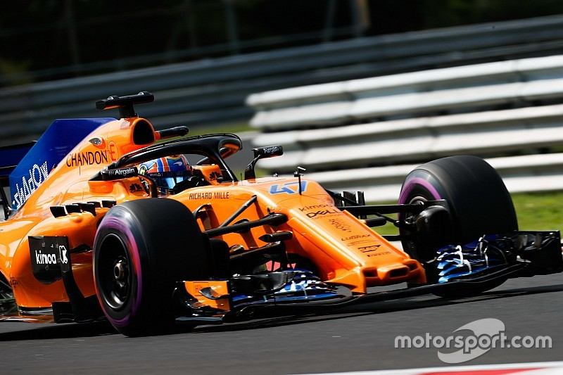 McLaren not fast enough for young driver