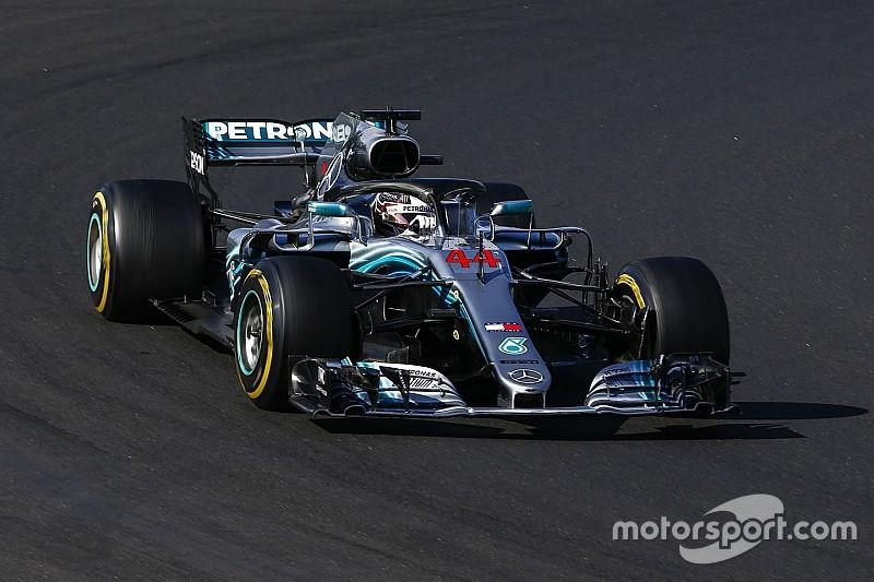 Mercedes toma un camino conservador con los neumáticos para Spa y Monza