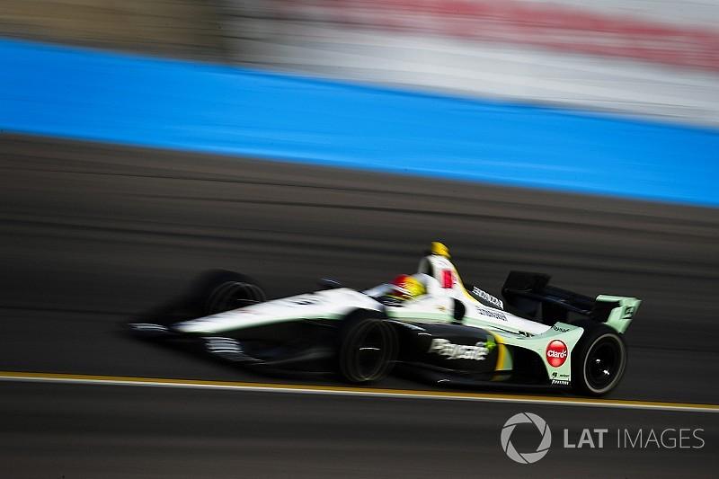 Coyne busca substituto de Pietro Fittipaldi na Indy 500