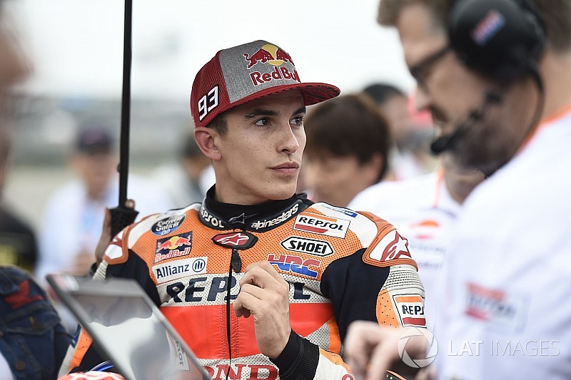 marc marquez wouldn 39 t do anything different in motogp. Black Bedroom Furniture Sets. Home Design Ideas