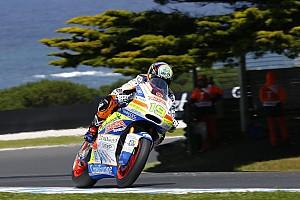 Moto2 Actualités Xavier Siméon blessé et forfait à Phillip Island