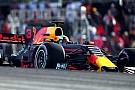 Formel 1 Red Bull in Austin: Ricciardo unwissend, Verstappen mit Fehlern