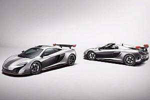 Dos McLaren exclusivos a la carta