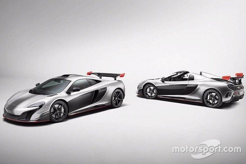 Dos McLaren exclusivos a la carta