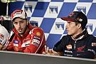 MotoGP Dovizioso en Marquez loeren naar elkaar na sterke eerste dag