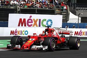 Formel 1 Reaktion Mexiko: Vettel holt 50. Formel-1-Pole und ist selbst überrascht