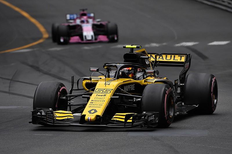 Renault, Ferrari'nin aynası yasaklanınca Halo'ya ayna takmaktan vazgeçmiş