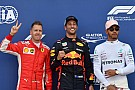 Fórmula 1 Ricciardo massacra concorrência e é pole em Mônaco
