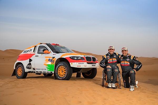Dakar Noticias de última hora Isidre Esteve y el Repsol Rally Team sueñan con entrar en la élite del Dakar