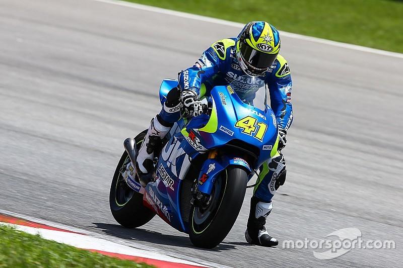 "Suzuki seamless gearbox feels ""fantastic"" - Espargaro"
