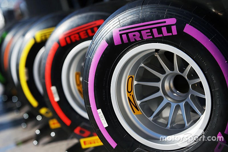 Pirelli selects ultrasoft F1 tyres for Austrian GP