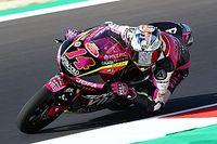 Moto3, Barcellona: strepitosa pole di Arbolino
