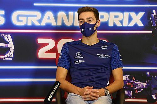 F1: Russell troca motor e larga no fundo do grid no GP dos Estados Unidos