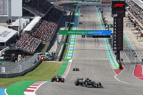 Por qué Mercedes no pudo plantar cara a Red Bull en Austin